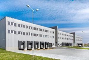 (Română) Parc logistic Timisoara