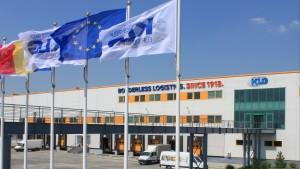 (Română) Parc logistic KLG Bucuresti