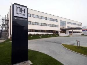 (Română) Hotel NH Timisoara