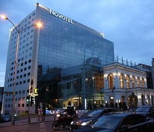 (Română) Hotel Novotel Bucuresti